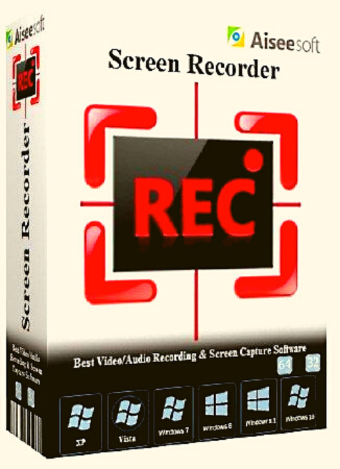 AiseeSoft Screen Recorder Pro 2019 Free Download
