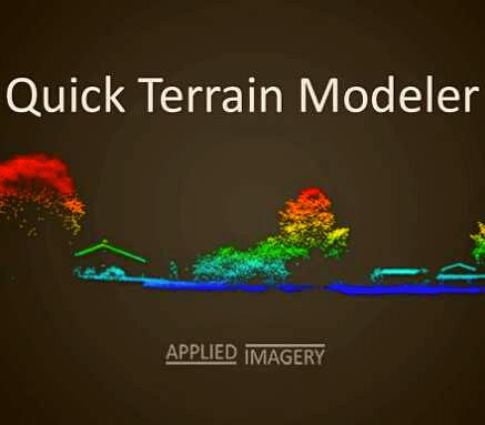 Applied Imagery Quick Terrain Modeller
