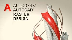 Autodesk AutoCAD Raster Design 2020 Latest