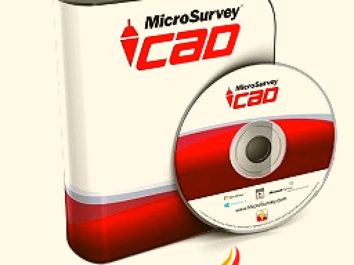 MicroSurvey CAD 2015