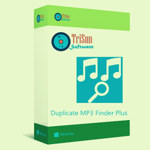 TriSun Duplicate MP3 Finder Plus Free Download