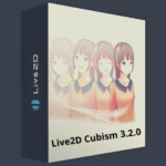 Live2D Cubism 3.2.0 and Euclid Editor 1.3.1 Free Download